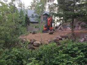 Creating a Parking Lot